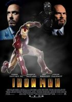 DVD Cover 1 - Iron Man Done by Timeothy333