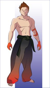Taka fighter by madnis06