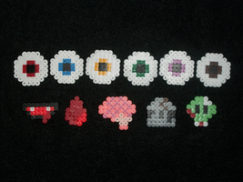 Scary Magnets by PracticallyGeeky