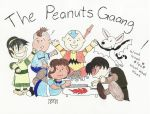 The Peanuts Gaang by dragonstar10