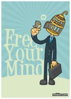 Free Your Mind by mclelun