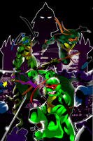 Heroes in a half shell by aKmEToOnS
