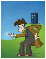 Doctor Who by ralvarias