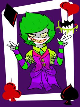 Joker by Lolfurbyscribble