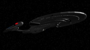 USS Enterprise NCC-1701-E Sovereign Class by Marksman104
