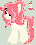 Custom  3# Pony for bannabutt-angel-14 by TurtleDonnie