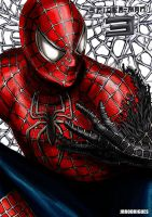 Spider-Man 3 by Junior-Rodrigues
