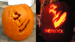 Sherlock-o'-Lantern by watermelemon