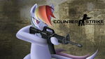 Counter Strike - Equestrian Offensive by Cryzeu