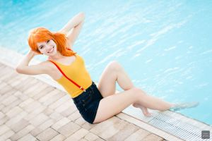 Poolside Misty by MeganCoffey