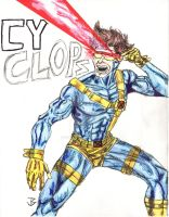 Cyclops by BioMechGinger