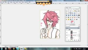 Nail Dragneel ReAmped Preview by ScytheAidenRyuu