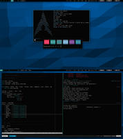 Archlinux Xmonad May 07 13 by KniRen