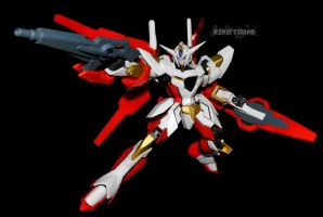 CB-0000GC - Gundam Mode by KenjiEX