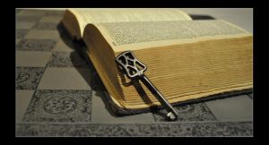 The Key to the Story by Forestina-Fotos