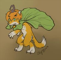 Pumpkin Keet by queenmari