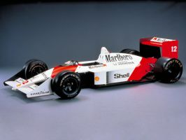 McLaren MP4/4 (1988) by F1-history