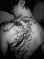 First Tattoo by Mados
