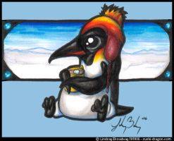 Creature Comforts - Penguin by skysong