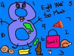 ate too much. by Katie-Bell