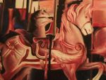 Carousel Horse by monicagrace27