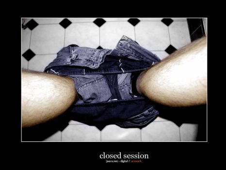 closed session by joerx