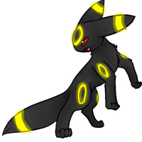 Umbreon by Niv-Ryo