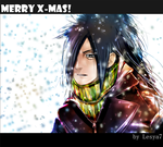 Madara: Merry x-mas by Lesya7