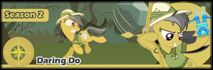 Daring Do Season 2 Sig 2012 by egallardo26