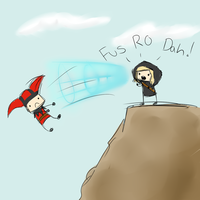 Fus Ro Derp by Kafei-Toytle