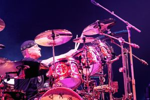Rush:  Neil Peart III by basseca