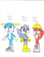 htf sonic style 2 by anolelightdragon