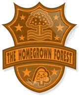 The HomeGrown Forest version 2 by sbach