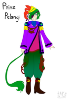 Prince Pelangi Reference by Milchwoman