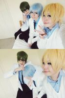Memories -Kuroko no Basuke Cosplay- by LeatherAnd-Chocolate
