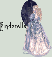 Cinderella by edgedolls