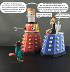 Perry the Timelordapus by JStCPatrick