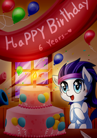 [Reward] Happy Birthday, Sister! by vavacung