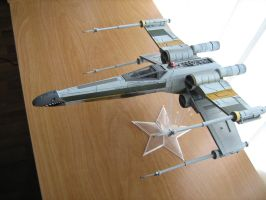 Refurbished X-wing Completed by Defibulator
