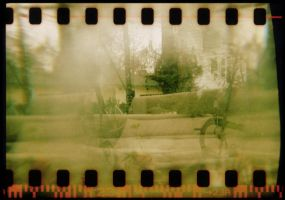 Hanging Bed by JillAuville