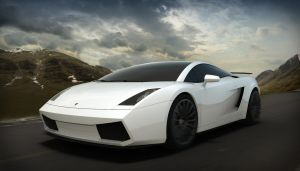 Gallardo Project Visu by tetsuwan