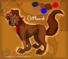 .:Clifford Who Dreamed of Flight:. REFERENCE 2013 by Wolf-Chalk