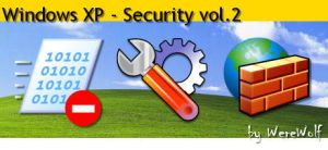 Windows XP - Security vol2. by werewolfdev