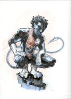 Nightcrawler by KJVallentin