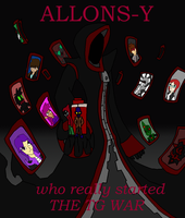 ALLONS-Y who stared the tg war by tgdrode123