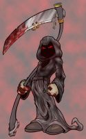 Grim Reaper by Offended-By-Light