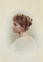 Princess Alix of Hesse, 1894 by KraljAleksandar