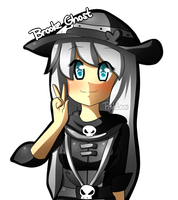AT: Brooke Ghost by PinkLovii
