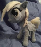 Derpy Hooves Plush For Sale 1 by IrashiRyuu