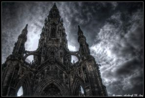 edinburgh - the crown by haq